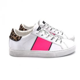 Crime London LOW TOP ESSENTIAL BIANCO 25620PP3/BIANCO