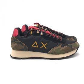 Sun 68 SNEAKERS TOM GOES CAMPING CAMOUFLAGE Z41108/CAMU